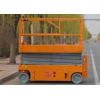 Wholesale Movable Aerial Boom Lift Durable Hydraulic Scissor Platform Lift Scaffolding from china suppliers