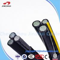 Wholesale High Voltage Power Transmission Cable , 0.6 / 1KV Aerial Bunched Conductor ASTM B-232 from china suppliers