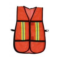 Wholesale 120 GSM High Visibility Work Uniforms Vest With EN471 Class 2 Standard from china suppliers