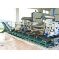 Wholesale Belt Sludge Dewatering Filter Press , Mechanical Filter Press from china suppliers