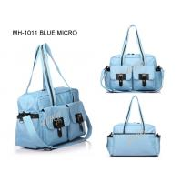 Wholesale Mummy travel bag in blue micro MH-1011 from china suppliers