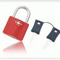 Wholesale Hot! TSA Brass Padlock with Key from china suppliers