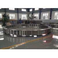 Wholesale Large Mining Machinery Ring High Precision Gear Forging Flange Gear from china suppliers