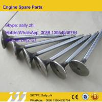Buy cheap sdlg  Exhaust Valve C3921444/ C3924492 , 4110000081226, DCEC engine  parts for DCEC Diesel Dongfeng Engine from wholesalers