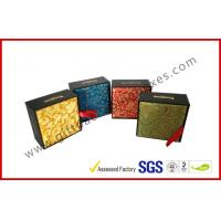 Wholesale Artistry Design Luxury Gift Packaging Boxes With Traditional Brocade Silk from china suppliers