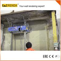 Quality Sand Cement Render Machine Automatic Rendering Machine One Coat Systems for sale