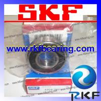 Wholesale High Precision 100% chrome steel / Gcr15 Deep Groove Ball Bearing SKF 6204-2RS1 from china suppliers