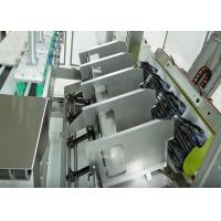 Wholesale Automatic Chemicals Case Packer Machine with Carton Box Erecting and Sealing Station from china suppliers