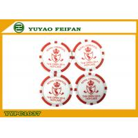 Wholesale Royal Flush Nevada Jacks Poker Chips Custom Design Poker Chips from china suppliers