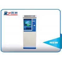 Wholesale 42 inch touch powder coated ticket vending kiosk for tourist attractions from china suppliers