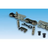 Buy cheap Professional Steel Stenter Chains , Customized Textile Machine Parts from wholesalers