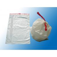 Wholesale Heat Seal PE Shrink Customized Plastic Drawstring Bags 550mm X 630mm from china suppliers