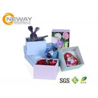 Wholesale Hand Mand Popular Rectangle Flower Paper Box With Black Hat Shape from china suppliers