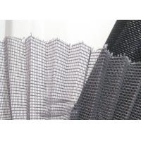 Wholesale Fiberglass Retractable Fly Screens Pleated Screen For Construction 120g/M2 from china suppliers