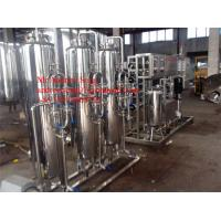 Wholesale 1000 LPH and 2000 LPH RO water filter plant from china suppliers