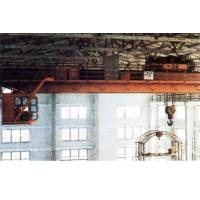 Wholesale ODM QD Type 5t - 10t Electric Double Girder Overhead Crane with Hook from china suppliers