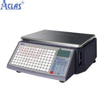 Wholesale Label Printing Scale With Best Price,Electronic Scale,Barcode Lable Scale,Balance from china suppliers