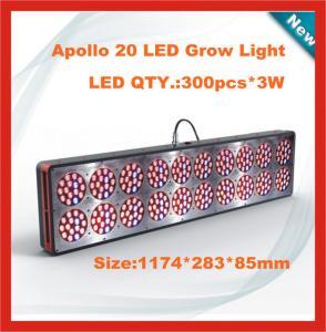 Wholesale 725watt apollo 20 led grow light 300*3watt from china suppliers