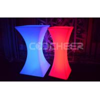 Wholesale Lighting Led Cocktail Table furniture for bars and clubs / nightclubs from china suppliers
