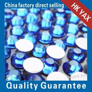 Wholesale china factory rhinestone non hotfix flatback;high quality flatback non hotfix rhinestone;flatback rhinestone non hotfix from china suppliers