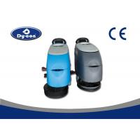 Wholesale Compact Industrial Floor Scrubber Cleaning Machines Walk Behind Customized Color from china suppliers