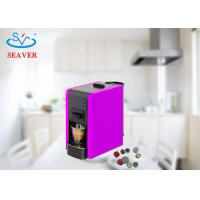 Wholesale Elegant Appearance Single Cup Coffee Makers Used Pod And Capsule from china suppliers
