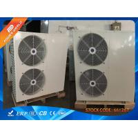 Wholesale Great EER Most Efficient Heat Pump For Floor Heating / Cooling And DHW from china suppliers