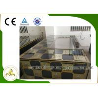 Wholesale 8 Seats Stainless Steel Teppanyaki Grill Table , Teppanyaki Bbq Table from china suppliers