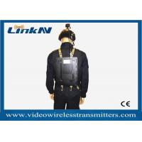 Wholesale Long Distance lightweight Wireless Video Transmitter And Receiver For Body Worn Application from china suppliers