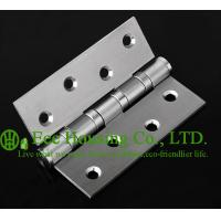 Wholesale Brushed Finished 201 stainless steel Hinges for timber doors,ball bearing hinges, no noise from china suppliers