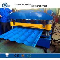 Wholesale PLC Control Tile Roll Forming Machine from china suppliers
