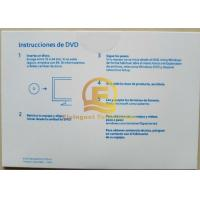 Wholesale 100% Activation Online Windows 10 Pro Pack 64 Bit DVD / USB OEM License from china suppliers