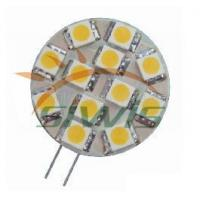 Wholesale 24 Volt G4 Side Pin LED Lamps 2W 180 Lumen With SMD 5050 Chip For Office from china suppliers