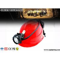 Wholesale 6.8Ah Panasonic Safety Semi - Corded Rechargeable Led Headlamp from china suppliers