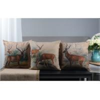 Wholesale Northern Europe Winter Antelope Luxury Indoor Sofa Pillow Cushion from china suppliers