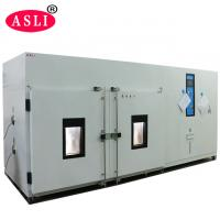 Buy cheap Walk-In Climate Test Chamber For Low High Temperature And Humidity Testing from wholesalers