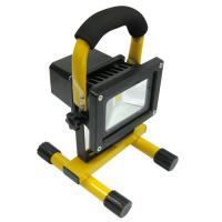 Wholesale 4400mah Rechargeable LED Flood Light Battery Powered IEC / EMC / LVD from china suppliers