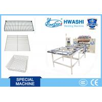 Wholesale Automatic Multi-point Wire Fence Steel Wire Mesh Welding Machine from china suppliers