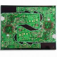 Buy cheap Rogers High Frequency PCB with 0.20mm Minimum Drill Hole and Surface Treatment of OSP from wholesalers