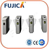 Wholesale Railway Station Flap Barrier Tripod Turnstile Gate Crowd Control from china suppliers