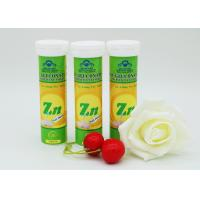 Wholesale Health Food Zinc Effervescent Tablets Energy Drink With GMP Plant Halal Certified from china suppliers