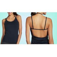 Wholesale Ladies Tank Wear Breathable Moisture Wicking Dri Fit Hot Yoga Outfits Women from china suppliers