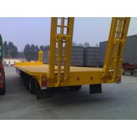 Wholesale Payload Low Bed Semi Trailer Trucks 40T Optional For Transport Customized from china suppliers