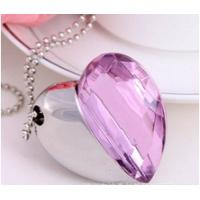 Wholesale 16M~32G USB 2.0 Diamond, Crystal, Metal  Animal,Lanyard Jewelry Necklace, Usb Flash Drive from china suppliers