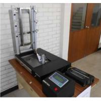 Wholesale Vertical Flammability Testing Equipment , Textile Testing Instrument With LCD Touch Screen Control from china suppliers
