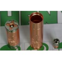 Wholesale Stainless Steel 30mm Stingray Mechanical Mod E cig 18650 Extension Tube from china suppliers