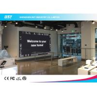 Quality P5 Flexible LED Display , LED Video Curtain HD resolution for shopping center for sale