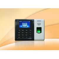Wholesale 3 inch TFT screen Biometric attendance machine with TCP/IP and RFID card reader from china suppliers