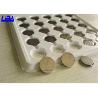 Wholesale Different Solder Tabs Coin Cell Battery , 3v 75mAh Cr1620 Lithium Battery from china suppliers