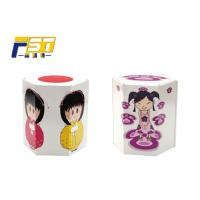 Wholesale Home / Office Cardboard Box Furniture , 4C Offest Printing Children
